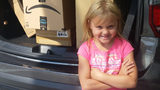 Katelyn Lunt, 6, secretly ordered $350 worth of toys on Amazon using her mom's account.