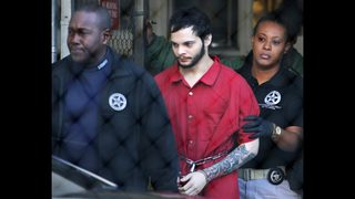 Florida airport shooter sentenced to five life terms plus 120 years in prison