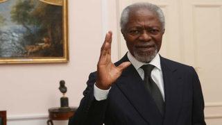 Former UN Secretary-General Kofi Annan dead at 80