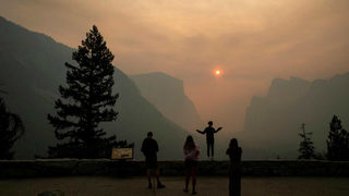 Ferguson Fire in California fully contained, officials say