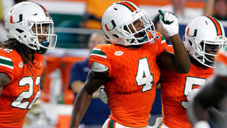 Miami Hurricanes to wear uniforms, gear made from ocean waste