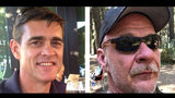 Scott Tenczar, left, and John Blevins Cogdell III