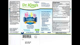 King Bio has voluntarily recalled some of its health products, including baby teething liquids (pictured), due to microbial contamination.