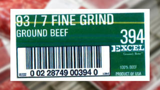 Cargill ground beef recall expands to 132K pounds: 1 death, 17 illnesses reported