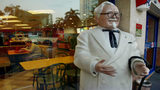 KFC introduced a promotion that promises a baby named after franchise founder Colonel Harland Sanders a scholarship fund.