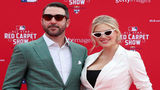 Justin Verlander and wife Kate Upton hosted an event for raising awareness for dog adoption.