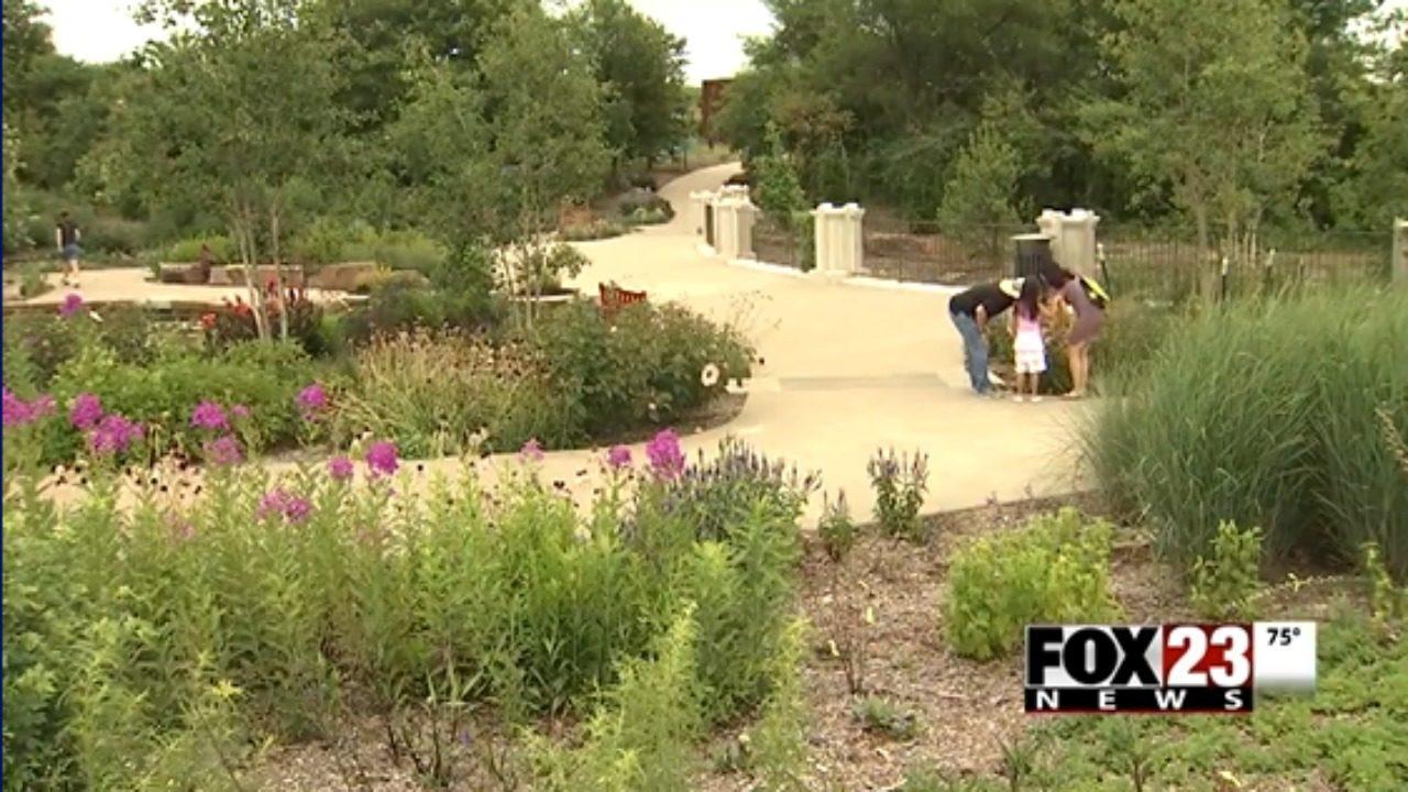 tulsa botanic garden visitors guide fox23 - Tulsa Botanic Garden