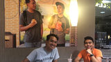WATCH: College Students Hang Fake Poster in McDonald's, Go Viral
