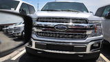 Ford Recalls 2 Million F-150s Over Seatbelt Concerns