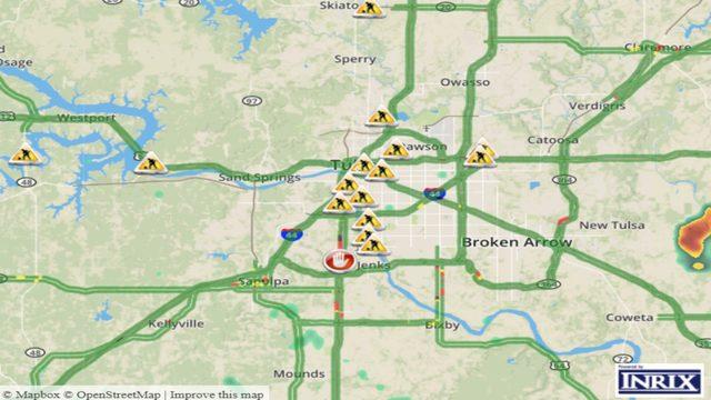 Tulsa Maps How To Navigate The Tulsa Area Fox23