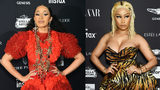 Nicki Minaj And Cardi B Reportedly Have Scuffle On Red Carpet