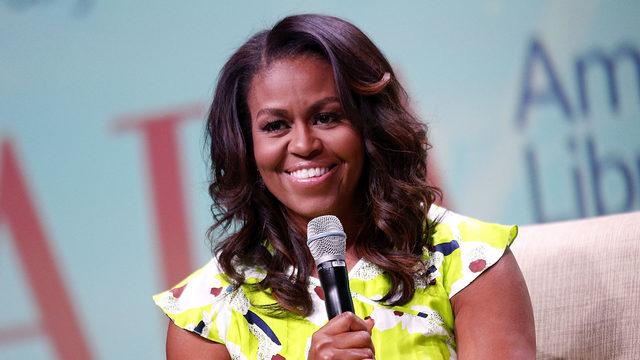 Michelle Obama announces 'Becoming' 10-city book tour