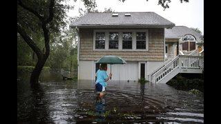 Hurricane Florence: Here