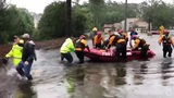 Tropical Storm Florence Rescue Efforts