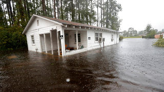 Fisheries failure from Florence declared in North Carolina