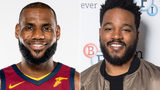 [LEFT] LeBron James ( Jason Miller / Stringer) [RIGHT] Ryan Coogler (Photo by Jeff Spicer/Getty Images)