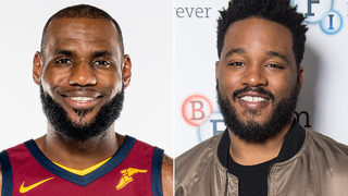 LeBron James and Black Panther director working on 'Space Jam 2