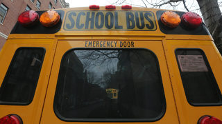 Parent claims bus driver forced students to stand on moving bus because they