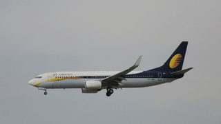 Jet Airways flight in India forced to return due to low cabin pressure