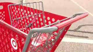 18-month-old found alone in shopping cart in Target parking lot