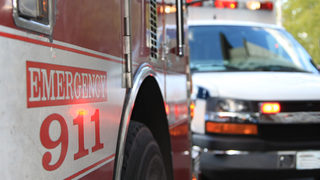Fire department officers on leave after training on dead body