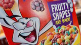 Trix is bringing back its Fruity Shapes cereal, which was sold between 1991 and 2006. Photo: General Mills
