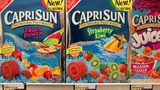 Capri Sun acknowledged on its website that punctured packages of its juice pouches could develop mold.