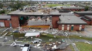 Trump, first lady set to tour Hurricane Michael damage in Florida Panhandle, Georgia