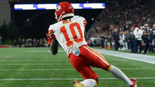 Patriots fan who threw beer in Chiefs player