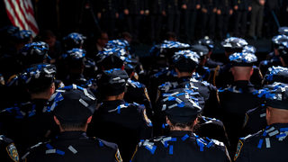 Daughter of officer killed in 9/11 attacks graduates from NYPD police academy