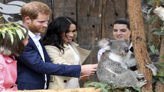 Photos: Meghan Markle, Prince Harry begin royal tour of Australia