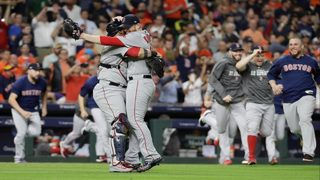 Red Sox top Astros, punch ticket to World Series