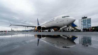 Flight from Florida to Iceland makes emergency landing after cockpit window cracks