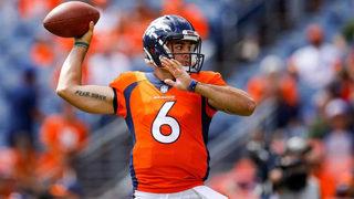 Broncos backup QB Chad Kelly arrested on criminal trespass charge