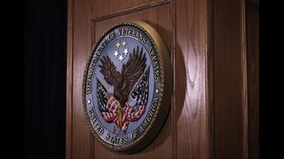 VA official displayed painting of Ku Klux Klan grand wizard in office, said he liked it