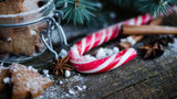 A company in Seattle has come up with clam-flavored candy canes.