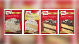 Salmonella Risk Prompts Recall of Some Duncan Hines Cake Mixes