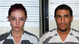 Cheyanne Harris (L) and Zachary Koehn (R) (Photo: Chickasaw County Sheriff's Office via AP)