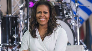 Michelle Obama most admired woman in the world, new poll finds