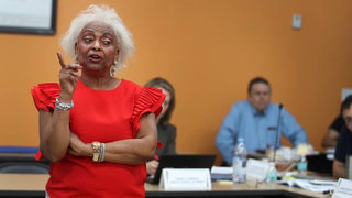 Embattled Florida elections official sues to get job back after recall debacle