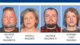 Family of 4 arrested in 2016 murders of 8 family members