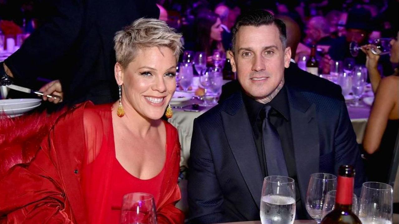 e66f4db5528 Pink s husband Carey Hart threatens to shoot wildfire looters in Malibu