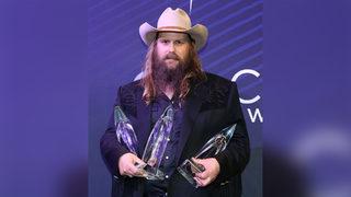 CMA Awards 2018: Keith Urban, Chris Stapleton, Kacey Musgraves score big