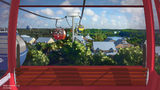 A whole new transportation system called Disney Skyliner will give guests a birds-eye view of Walt Disney World Resort.