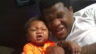 Hero security guard shot by cop was working to buy infant son