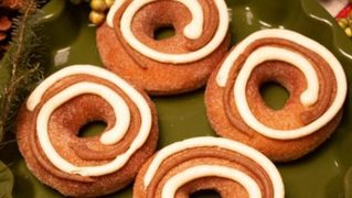 Krispy Kreme offers pumpkin spice, cinnamon swirl doughnut for Thanksgiving