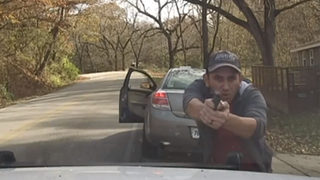 WATCH: Arkansas Traffic Stop Turns Into Shootout