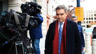 CNN v Trump White House: Jim Acosta