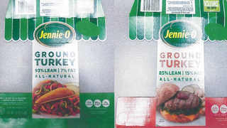 Ground turkey recall: 90K pounds recalled days before Thanksgiving