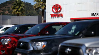 Toyota offers to replace man